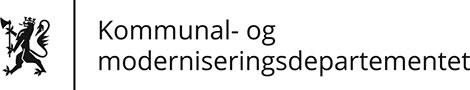 Kommunal- og moderniseringsdepartementet, KMD - Ministry of Local Government and Modernisation