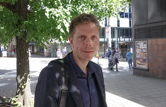Seksjonssjef Ole Christian Lien i Navs kunnskapsavdeling. (Foto Tora Herud)