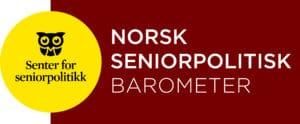 logo Norsk seniorpolitisk barometer