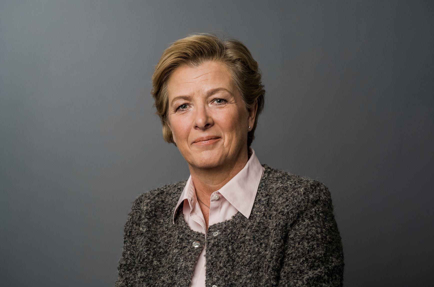 Direktør Kari Østerud. (Foto: Øivind Haug)