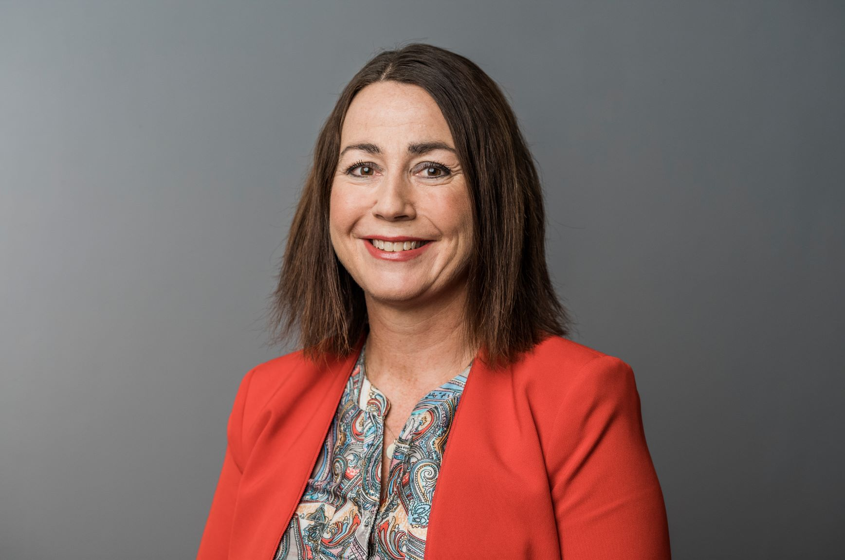 Seniorrådgjevar Linda Hauge. (Foto: Øivind Haug)