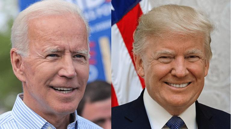 presidentvalg portretter
