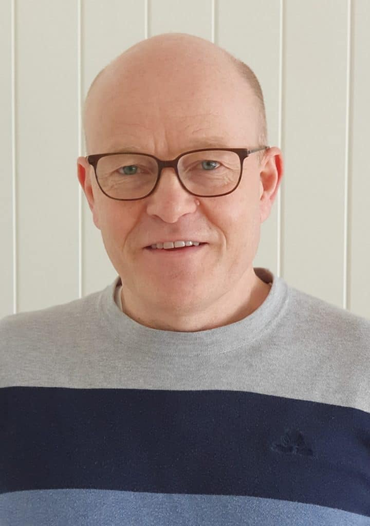 Portrett Øystein Dokken
