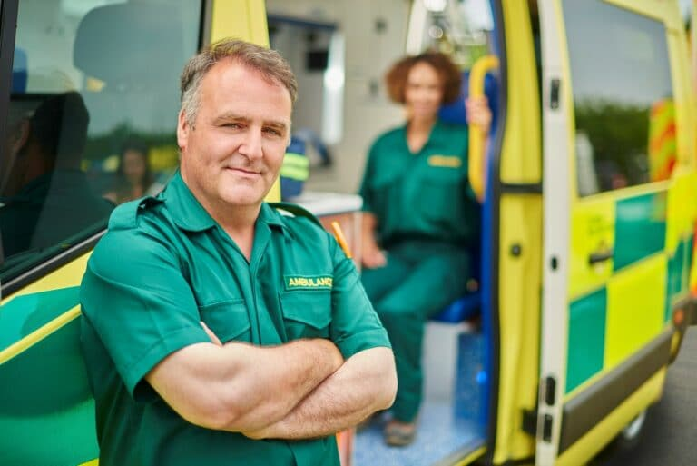 Ambulansefolk